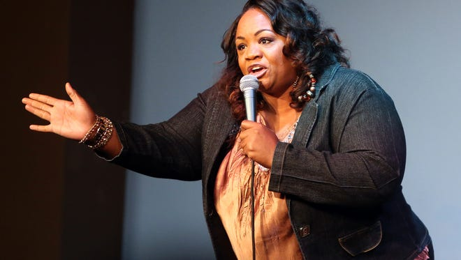 The hilarious stand-up Ms. Pat takes to the Punch Line Philly stage this weekend.
