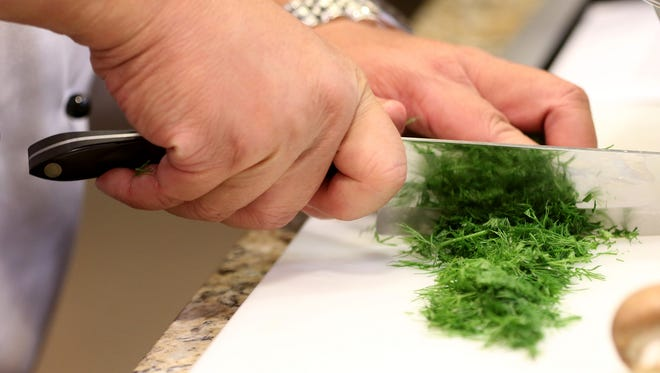 Salem Hospital's Community Health Education Center will host a cooking class on Sept. 14.