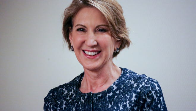 Former GOP presidential candidate Carly Fiorina speaks about why she is a Republican and what it means to her to be a feminist.