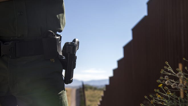 Increased border security and an increased chance of prosecution are among the factors cited in the 90 percent  decrease of successful illegal crossing of the U.S.'s southern border..