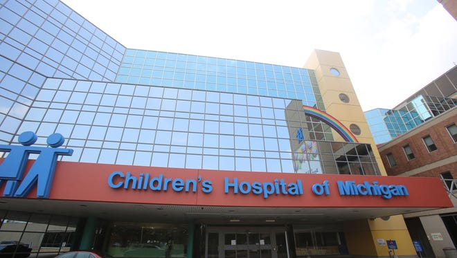 Children's Hospital of Michigan is one of the Detroit Medical Center's hospitals.
