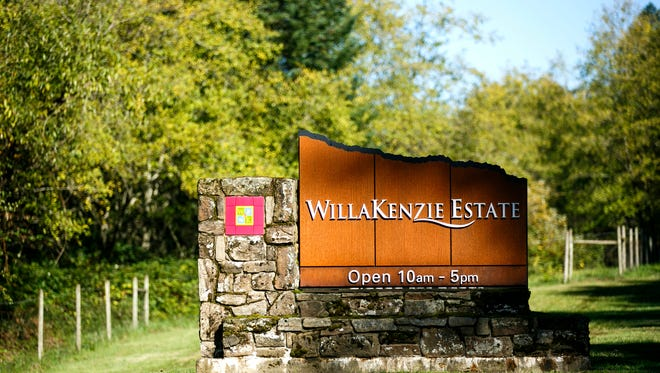 WillaKenzie Estate in Yamhill was recently purchased by Jackson Family Wines, which now owns over 500 acres of vineyards across the Willamette Valley and 1500 acres of total land in Oregon.