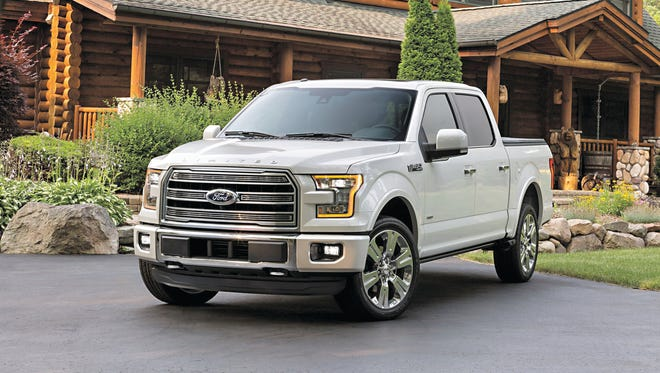 Ford is recalling 1.3 million F-150 and Super Duty trucks.
