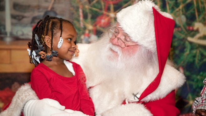Santa will be the star of the show at Novi's Light Up the Night event Dec. 2.