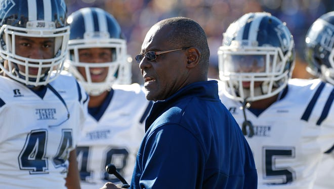 JSU head coach Tony Hughes talks landed two more recruits over the weekend, bringing his total haul for the 2017 recruiting class to 17 headed into the final two weeks before National Signing Day on Feb. 1.