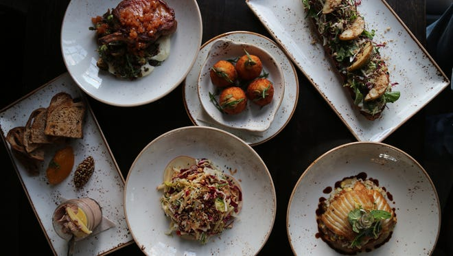 Since June, Chapman House in Rochester has been serving deftly executed French-inspired Midwestern fare that changes with the seasons.