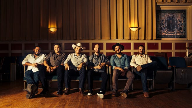 The Josh Abbott Band will headline the Texas Country Music Fest at 7:30 p.m. Saturday at the El Paso County Coliseum, 4100 E. Paisano Drive.