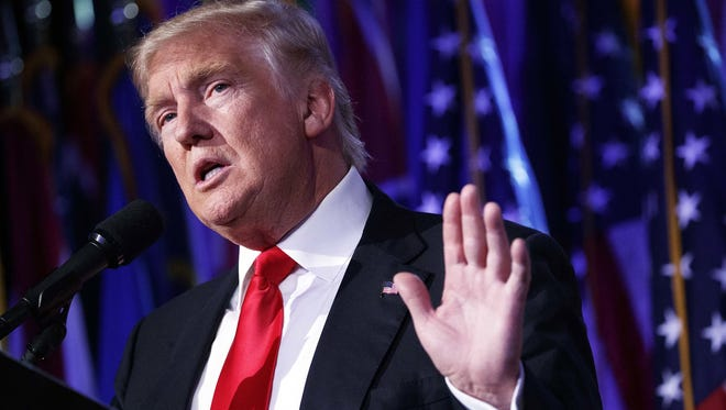 Donald Trump and cabinet appointments could hurt environment.