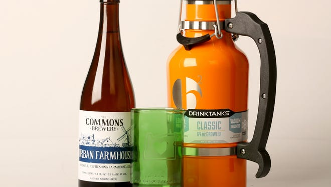 Gifts for beer lovers.