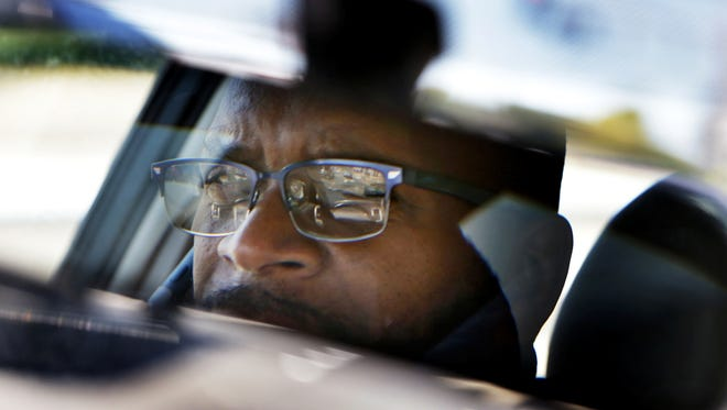 Neighborhood Change Agent Joe McCoyMcCoy drives around neighborhoods in Richmond, Calif., looking to check in with the fellows enrolled in the program.