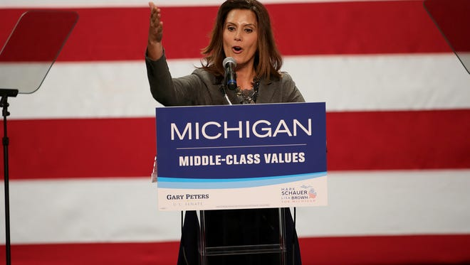 Gretchen Whitmer To File For 2018 Michigan Governor S Race