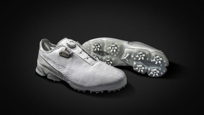 PUMA Golf's new premium DISC series of golf shoes with options for men, women and juniors.