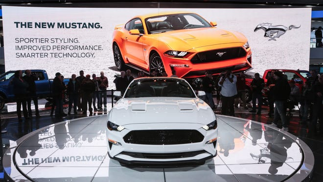 The Ford Mustang was the only favorite make and model both millennials and Generation Xers named in an Autolist.com study when asked what they'd consider their favorite performance car model. In every other area the groups differed.