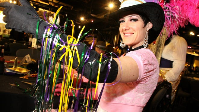 The Order Of The Sparkling City and the Corpus Christi Rotary Club Evening will have its 12th annual Mardi Gras and Casino Night at 7 p.m. Feb 18 at the Congressman Solomon P. Ortiz International Center.