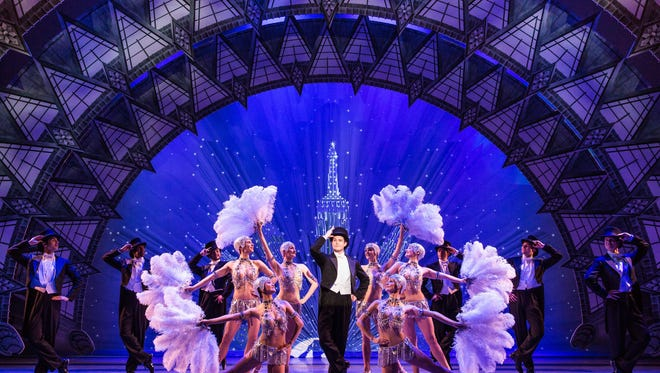 """""""An American in Paris,"""" a Broadway hit in 2015-16, is based on the classic 1951 movie musical starring Gene Kelly. It includes the beloved George and Ira Gershwin tunes featured in the film."""