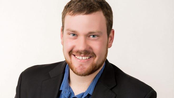 Reporter Jacob Laxen