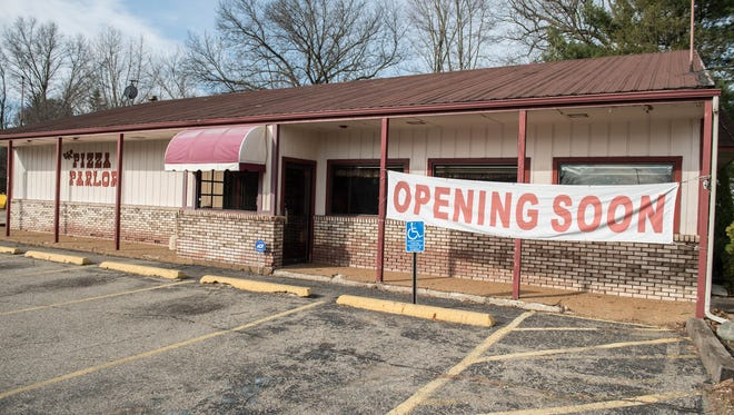The Pizza Parlor will be reopening soon with its original owners.