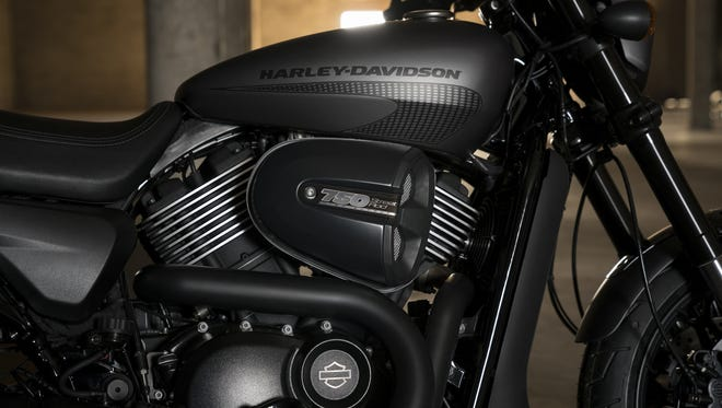Harley-Davidson has introduced a new 2017 Street Rod model.