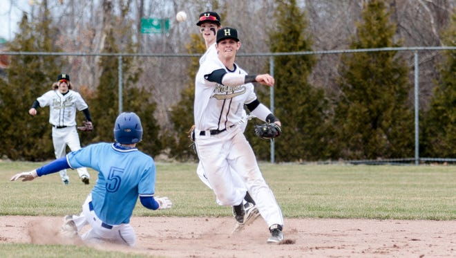 Howell shortstop Caleb Balgaard, an Indiana University commit, returns to help lead a stacked Howell baseball team in 2017.