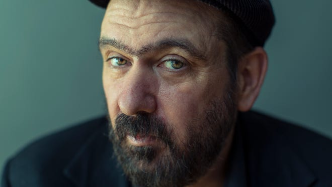 Singer-songwriter Mark Eitzel, 58, initially gained  critical accolades for his work with the San Francisco group American Music Club.