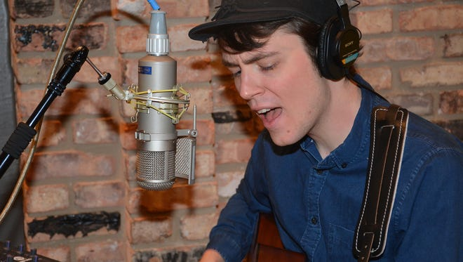 Local musician Trapper Schoepp records a song he wrote based on lyrics written by Bob Dylan in 1961 that are an ode to Wisconsin. (Schoepp will perform Aug. 30 in Wauwatosa.)