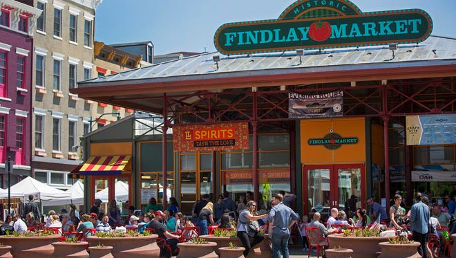 Whether you're looking to relax in the sun with a cold beer, shopping for a unique gift, or doing your grocery shopping, Findlay Market in Over-The-Rhine has it. The market is Ohio's oldest surviving municipal market house and dates back to 1855. The market is bordered by Elm and Race.