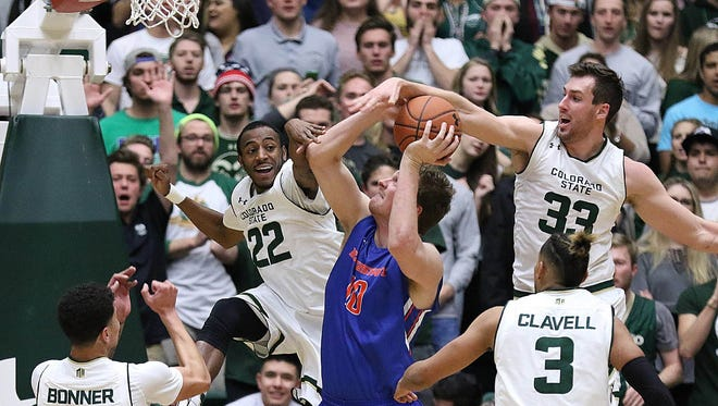 Mountain West basketball schedules for the CSU men's and women's basketball teams were released Tuesday.