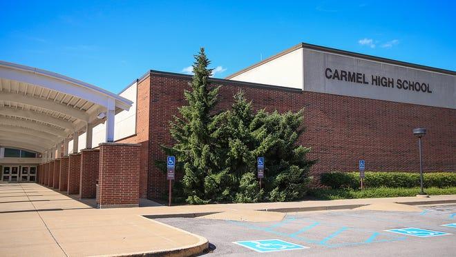 Carmel High School in 2017.