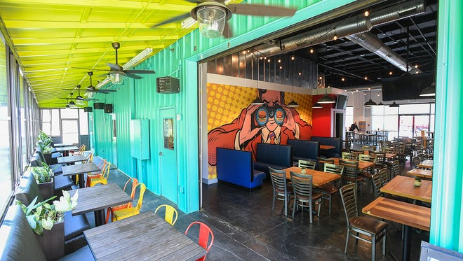 New LTO Burger Bar in Greenville is set to open Aug. 8.