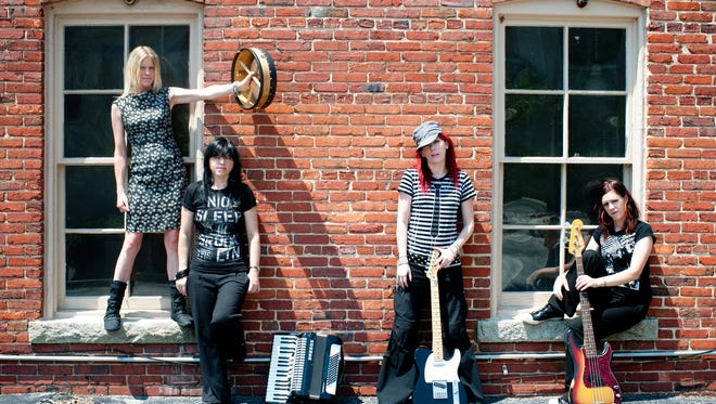 The Screaming Orphans will perform at the Paramount Center for the Arts in St. Cloud.