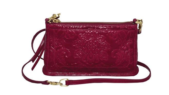 "Hobo cross body ""Cadence"" bag, $138. • Shopping List: Lee Tracy"