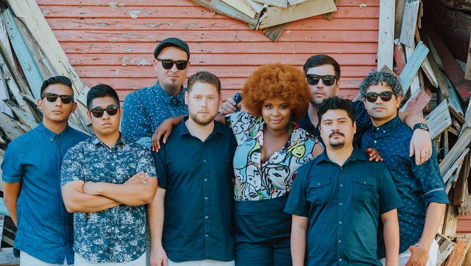 The Suffers, based in Houston, was among thousands affected by Hurricane Harvey. Diana Wortham Theatre will have a collection point for monetary donations in the lobby during The Suffers' Sept. 22 performance.
