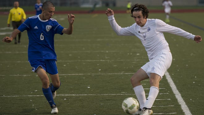 The Fort Collins boys soccer team is ranked No. 5 in Class 5A and hosts No. 1 Boulder at 4 p.m. Thursday.
