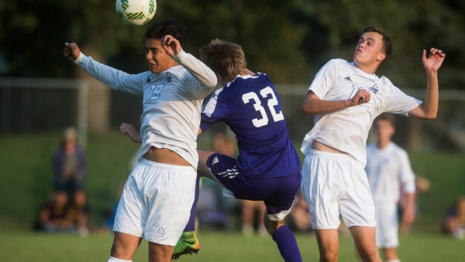 The Fort Collins High School boys soccer team is the No. 3 seed in the Class 5A playoffs.