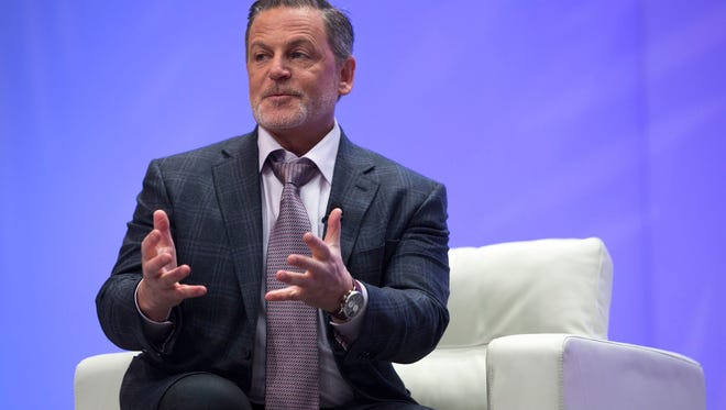 Dan Gilbert, founder and chairman of Quicken Loans and Rock Financial