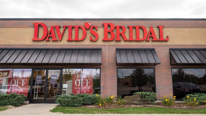 David's Bridal, located at 4455 24th Ave., #100, Fort Gratiot Township, is closing. The store's last day of business is Sunday, Nov. 12.