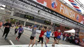 Detroit marathon 2017: How to track your runner