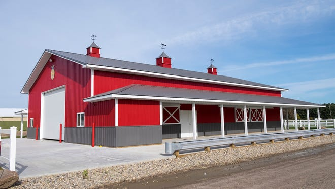 The Miracle of Life birthing barn, which was previously a temporary exhibit at the Sanilac County 4-H Fair, will now be housed in a 4,000-square-foot barn. The exhibit, which was previously a one-week yearly project, will offer the community a place to host agricultural and science-related learning opportunities year-round.