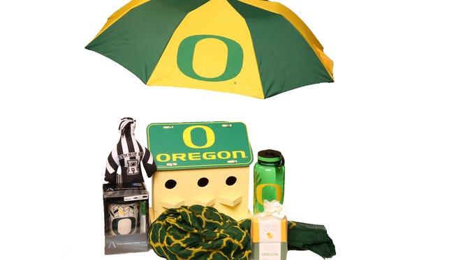 An Oregon Ducks gift guide.