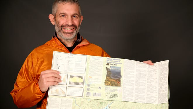 Scott Rapp publishes Adventure Maps specifically designed to highlight recreation.