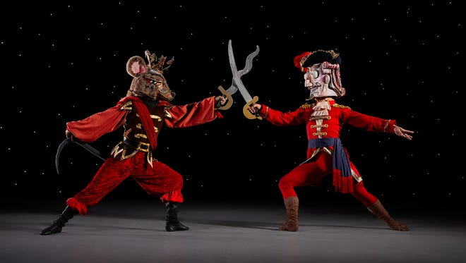 Eugene Ballet Nutcracker: The timeless classic is coming to the Elsinore, where you can join Clara and her Nutcracker on the adventure of a lifetime through the lands of snow and candy, 3 and 7:30 p.m. Saturday, Dec. 16, Elsinore Theatre, 170 High St. SE, Salem. $25 to $45, $20 to $40 for groups of10 or more, $15 to $35 for youth