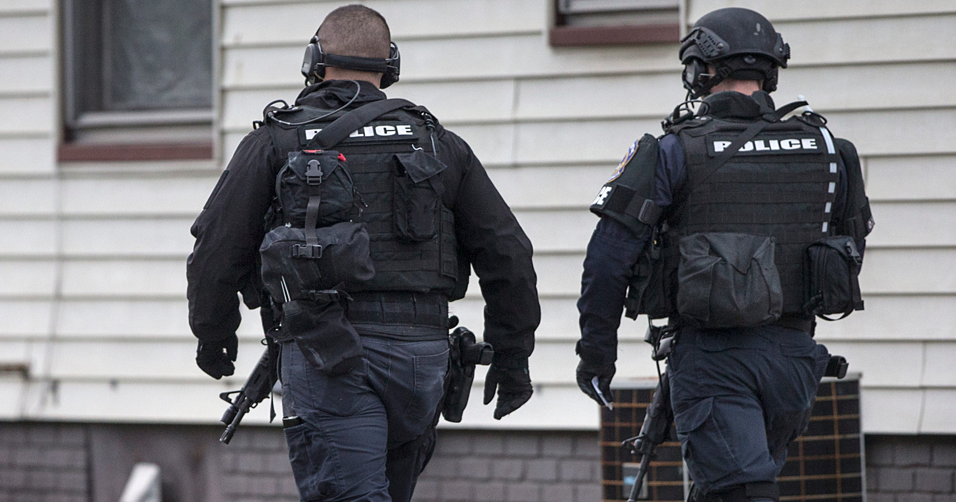 Police 5 Officers Returned Fire In Wednesday S Shooting