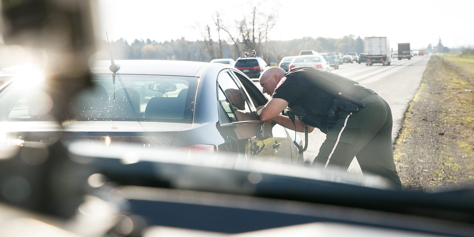 Study: Oregon has nation's strictest distracted driving laws