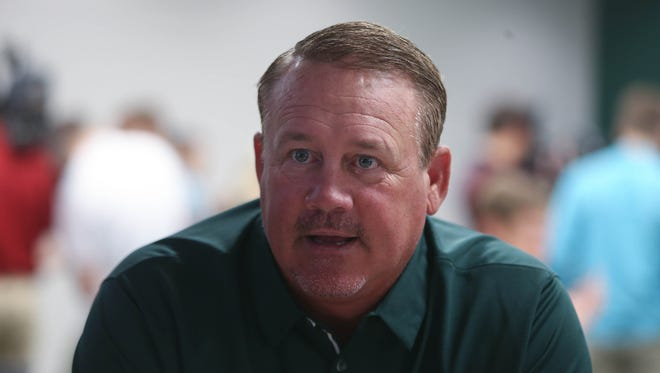 Michigan State is set to lose another assistant coach, as defensive ends coach Mark Snyder is expected to join Harlon Barnett at Florida State.
