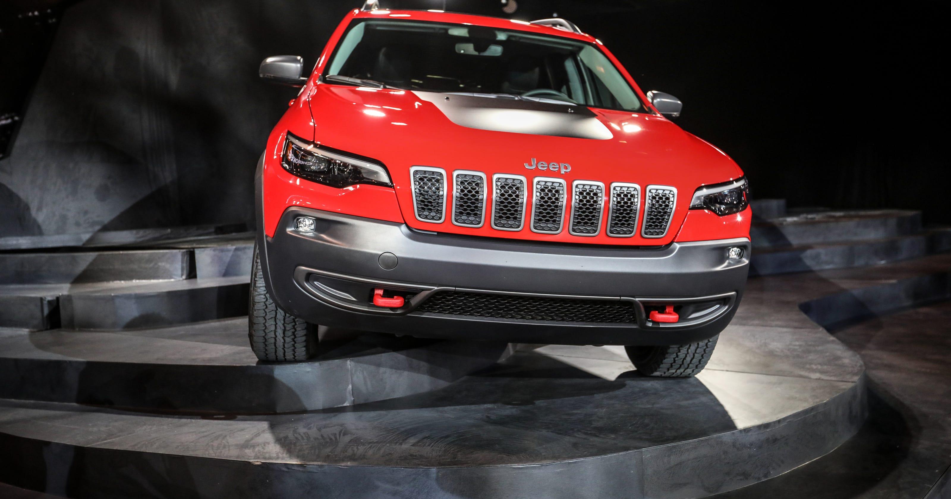 2019 Jeep Cherokee gets 270-hp turbo engine option