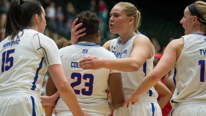 The CSU women's basketball team has earned an at-large bid to the WNIT.