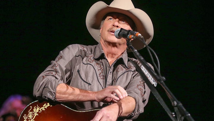 Country superstar Alan Jackson is coming to the KFC Yum Center