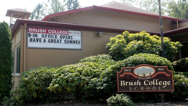 Brush College Elementary School in West Salem. Photographed on Thursday, Aug. 3, 2017.