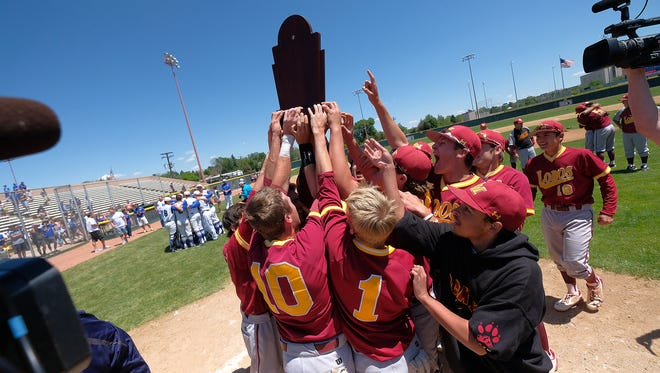 Rocky Mountain has one of the top baseball dynasties in the state, winners of six of the last 11 titles. The Lobos are the defending 5A champs.