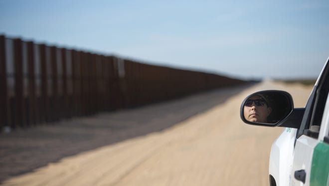 Rep. Paul Gosar emphasized his support for border security in a Twitter post, claiming Spain is an example of a country that has found success with a border fence.